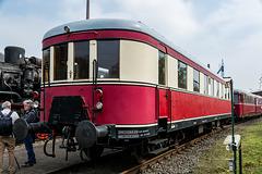 Beiwagen B405 der Firma Railflex