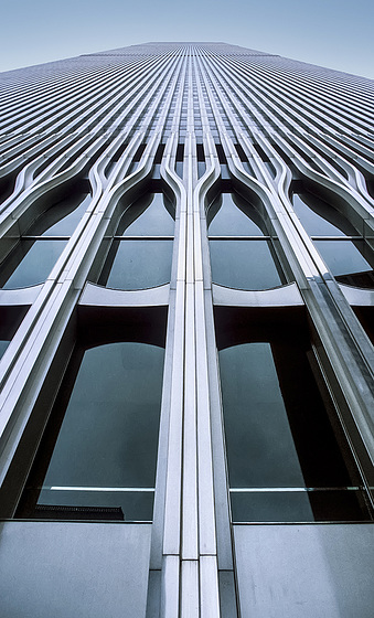 World Trade Center - up - 1986