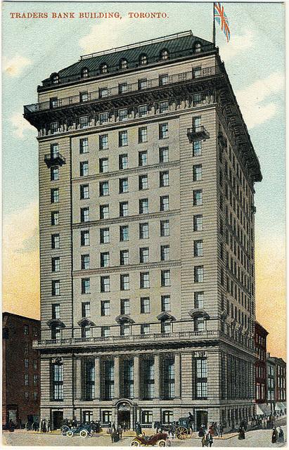6132. Traders Bank Building, Toronto