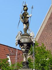 Luna-Brunnen