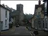 Beer village street