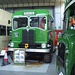 DSCF8751 Former Southern Vectis GXX 785 at the Isle of Wight Bus and Coach Museum - 6 July 2017