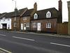 Cottages on The Borough Farnham Surrey