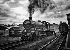 Great Central Railway Loughborough Leicestershire 19th June 2016