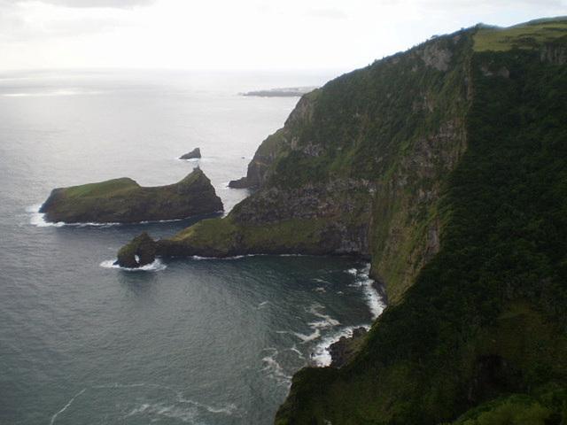 Coastal scenery.
