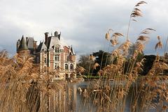 Le château des pêcheurs à la Bussière