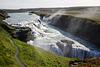 Gullfoss, der gigantische isländische Wasserfall - Gullfoss in Iceland, one of the most unique waterfalls in the world