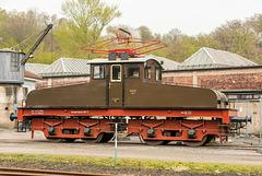 Elektrische Gleichstromlokomotive LPD Berlin Nr.3 von 1913