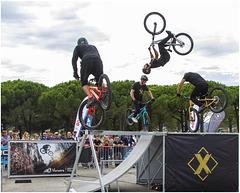 ROC D'AZUR 2021 - Exhibition BMX
