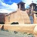 San Francisco de Asis Mission Church, Ranchos de Taos, NM, USA