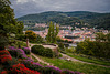 Aussicht auf Heidelberg