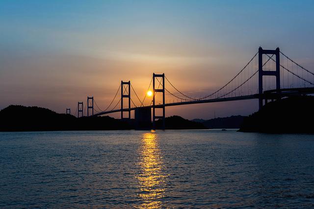 Kurushima Kaikyo Bridge