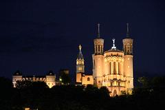 Fourvière Basilique - Lyon