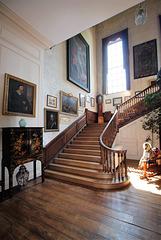Staircase, Glemham Hall