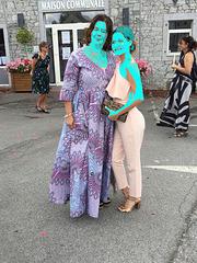 Maman Cathy et sa fille de 15 ans - Anonymes