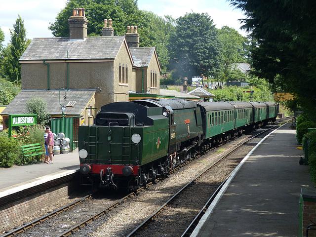 Mid-Hants Railway Summer '15 (9) - 4 July 2015