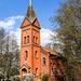 20190410 4788CPw [R~D] Kirche, Reckahner Fischteiche