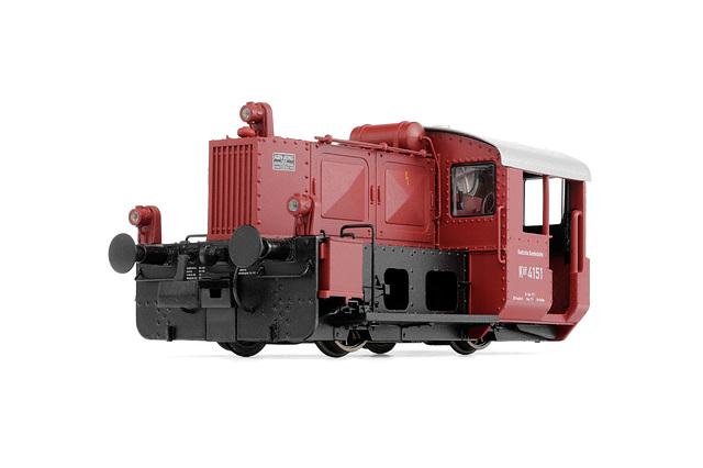 Lenz DB Köf 4151