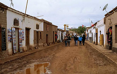 CALLE PRICIPAL DE SAN PEDRO DE ATACAMA