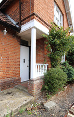 Former Gannon Reading Room, Westleton, Suffolk