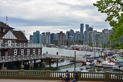 Vancouver Skyline  -  HFF to all
