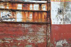 Rusty Mondrian