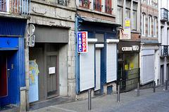 Bergen 2015 – Closed shops