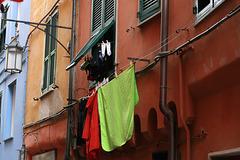 Italie - Le drap vert