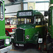 DSCF8759 Former Southern Vectis DL 9015 at the Isle of Wight Bus and Coach Museum - 6 July 2017