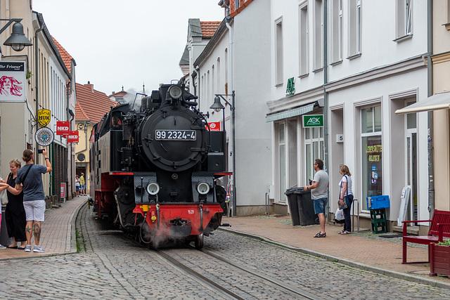 42 - Der Molli in Bad Doberan
