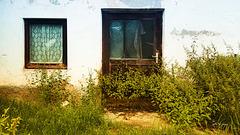 ... ein alter Bauernhof verfällt I   -  (PiP)