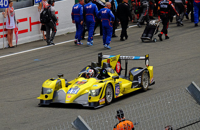 Le Mans 24 Hours Race June 2015 32 X-T1