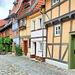 Quedlinburg am Schloßberg