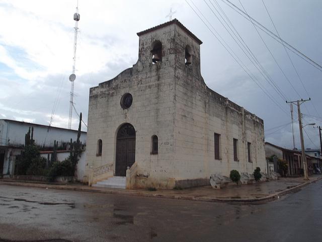 Pluie religieuse / Religious rain