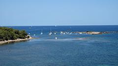 CANNES: Visite de l'ile Saint Honorat 72