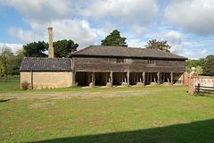 192 Park Farm Henham, Suffolk (Building H Exterior, Eastern Elevation
