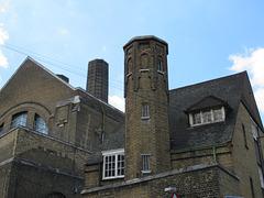 power station , greenwich, london