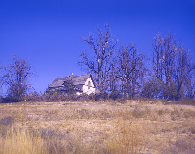 County Line Road 2 of 4 - Abandoned farm