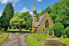 Bakewell Cemetery   /   July 2016