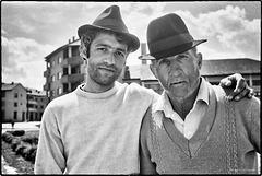 Père et fils (Roumanie 1991)