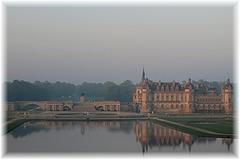 De Vineuil Saint Firmin lever de soleil