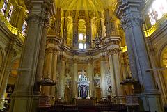 Spain - Málaga, Catedral de la Encarnación