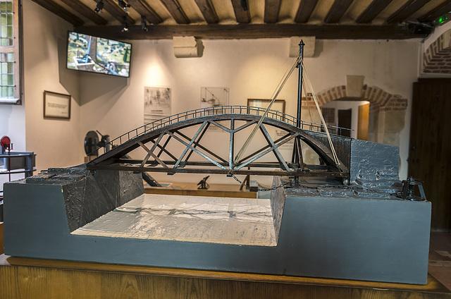 puente de Leonardo da Vinci