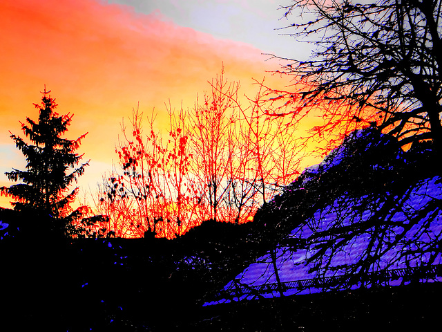Es werde wieder Licht... There will be light again... ©UdoSm