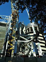 Santiago Bernabéu reconstruction. H. A. N. W. E. Everyone!