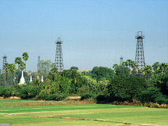 DSC 0454ac Usual Image of Burma, Stupas and Oil Derricks