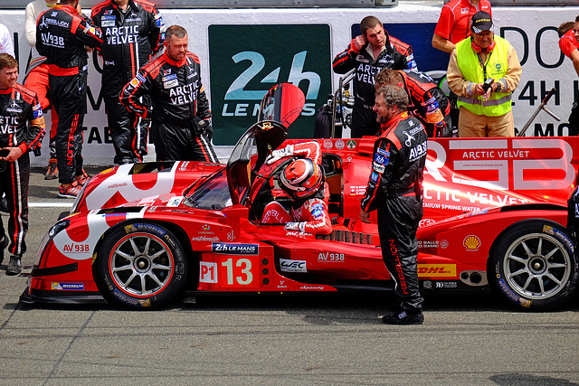 Le Mans 24 Hours Race June 2015 38 X-T1