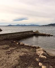 plage de Juan les Pins