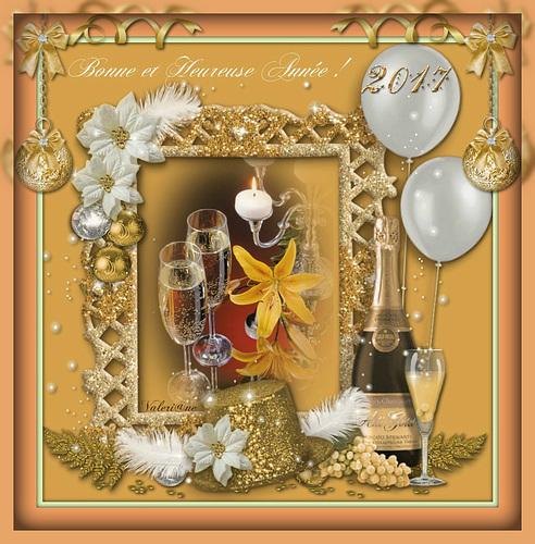 Bon nouvel an à tous et à toutes !