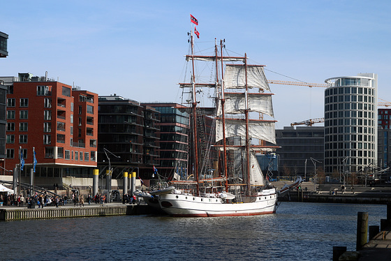 Loth Lorien in der Hafencity